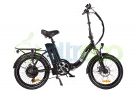 Электровелосипед ELTRECO WAVE 500W (Spoke Matt Black)