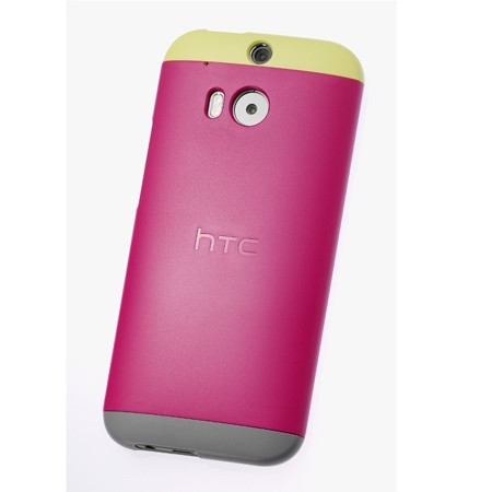 Чехол HTC One M8 dark pink (HC C940)