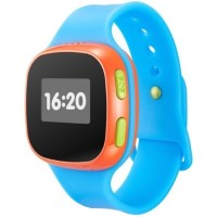 Смарт-часы Alcatel Move Time Track&Talk Watch (SW10), Blue Red