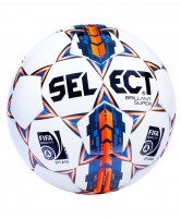 Мяч футбольный Select Brilliant Super №5 white FIFA 2015