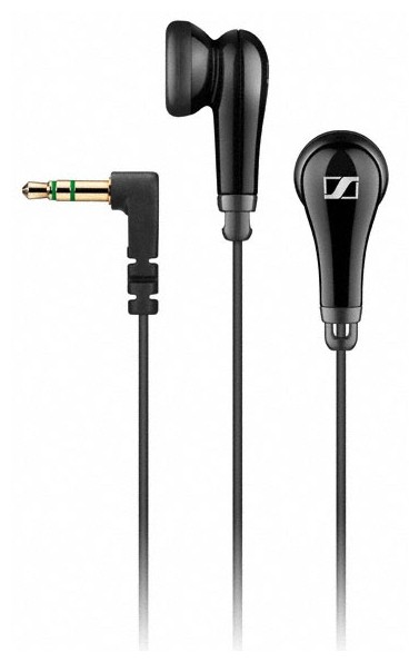 Наушники Sennheiser MX-475, Black (чёрный)