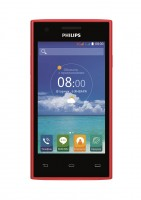 Смартфон Philips S309 Red (красный)