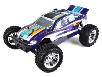 Автомодель VRX Racing 1:10 Off-road Monster Truck BLX10 PRO 4WD, EBL, RTR, 2.4G, Waterproof