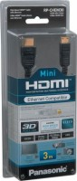Кабель Mini HDMI Panasonic RP-CHEM30E-K 3м