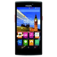 Смартфон Philips S337 (Black Red)