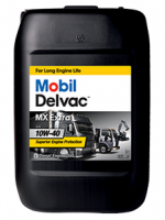Масло моторное MOBIL Delvac MX Extra 10W-40 20 л