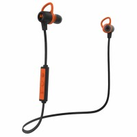 Bluetooth-гарнитура MOTOROLA VERVE LOOP + Black/Orange
