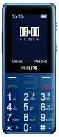 Мобильный телефон Philips Xenium E311 Blue (синий)