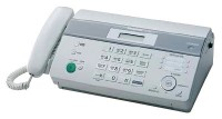Факс Panasonic KX-FT982RU White (белый)