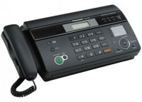 Факс Panasonic KX-FT988RU Black (черный)