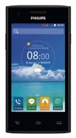 Смартфон Philips S309 Black (черный)